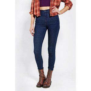 BDG High Waisted Ankle Jeans